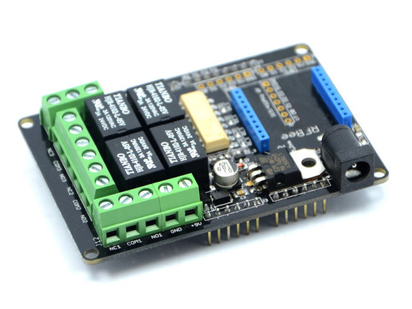 Relay Shield for Arduino