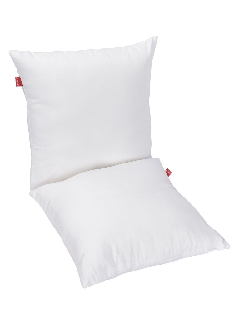 <SMALL><B><strong>ALLERGY GUARD </B></strong></SMALL>Cushion Insert Micro-Fiber Filling & Anti-Bacteria Treated <small> (solid-white)</small>