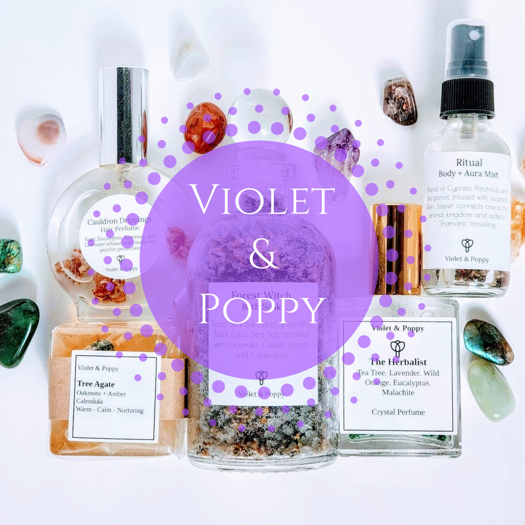 About Our Collaborators: Violet & Poppy