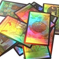Shine Waite Holographic Tarot Cards - SweetWitch