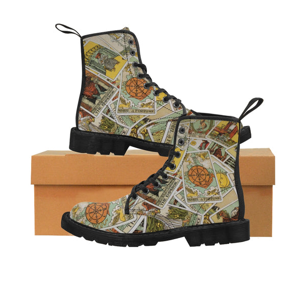 Tarot Hightop Boots