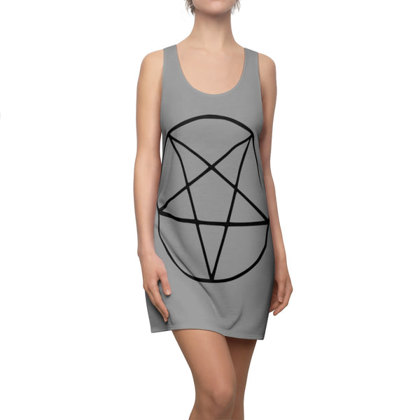 Simple Pentagram Dress - SweetWitch