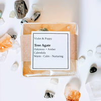 Tree Agate Bar Soap - SweetWitch
