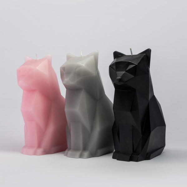 PyroPet Cat Candles (7 colors, Skeleton Inside!) - SweetWitch