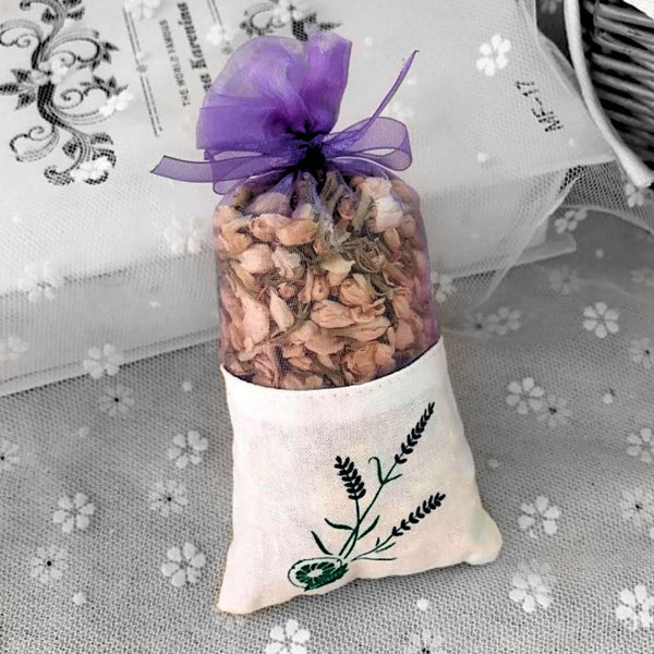 Dried Jasmine Sachet - SweetWitch