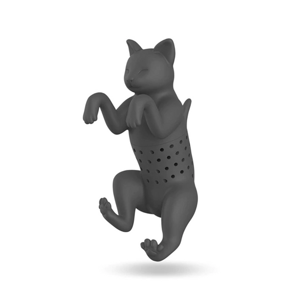 Black Cat Tea Infuser - SweetWitch