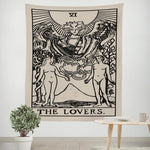 Vintage Tarot Tapestries - SweetWitch