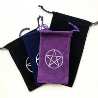 Velvet Tarot Card Bag - SweetWitch