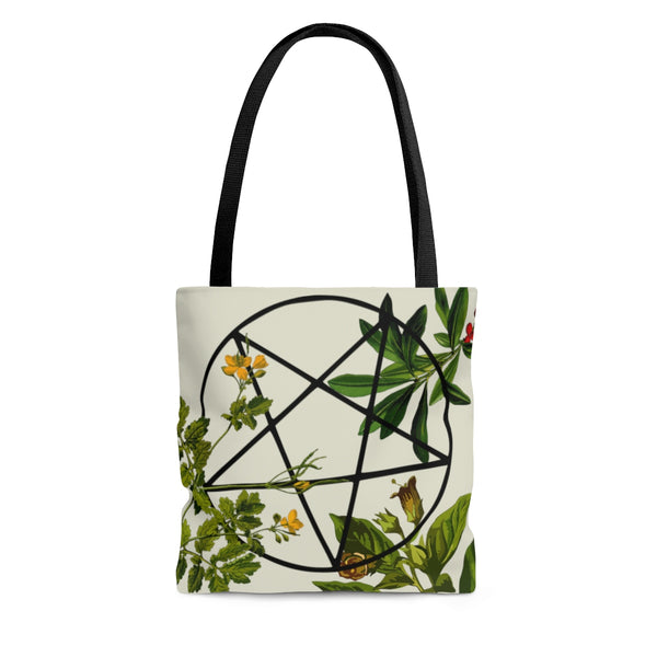 Witch's Garden Tote - SweetWitch