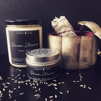 Dream Weaver Smudge Soy Candles - SweetWitch