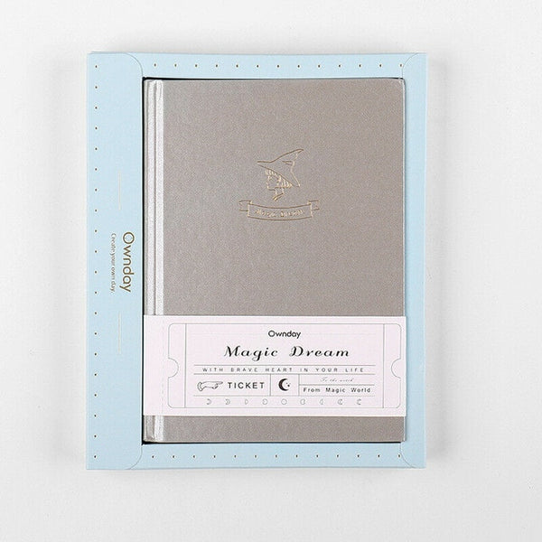 Magic Dream Hardcover Cute Witch Planner - SweetWitch
