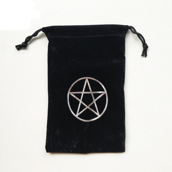 Velvet Tarot Card Bag