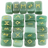 Tumbled Rune Stones (9 Stone Types Available!) - SweetWitch