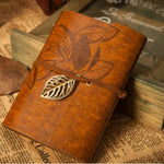 Nature Lover (Vegan Leather) Spell Book - SweetWitch