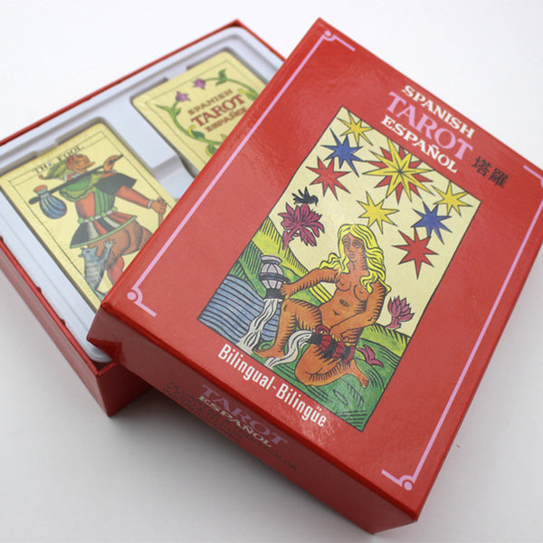 Spanish Tarot Box Set - SweetWitch