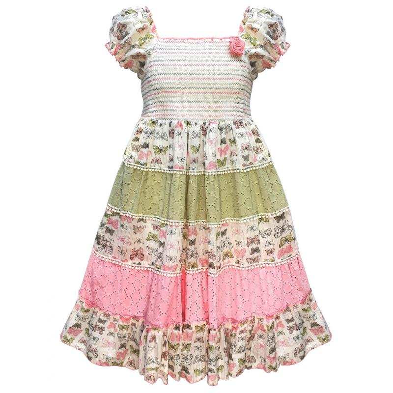 Baby Girls Butterfly Dress