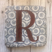 Coaster Alphabet *SALE*