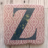 Alphabet Coaster * All Letters Due In This Week*