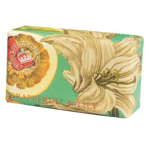 Grapefruit And Lily Luxury Soap