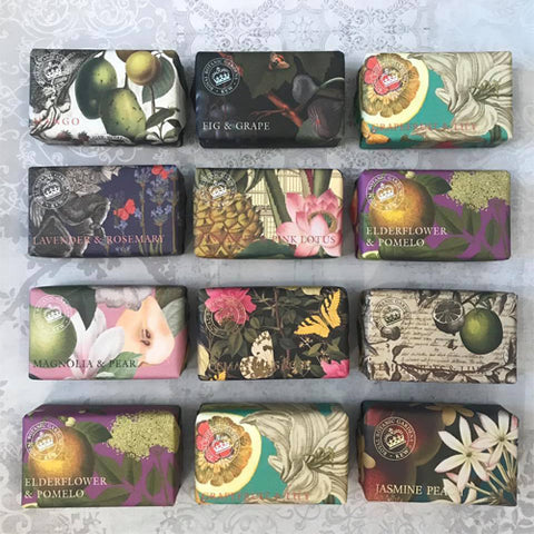 Hand Pressed Soaps