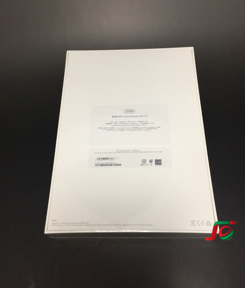 iPad (6th Generation) Wi-Fi Cellular 32GB シルバー 新製品
