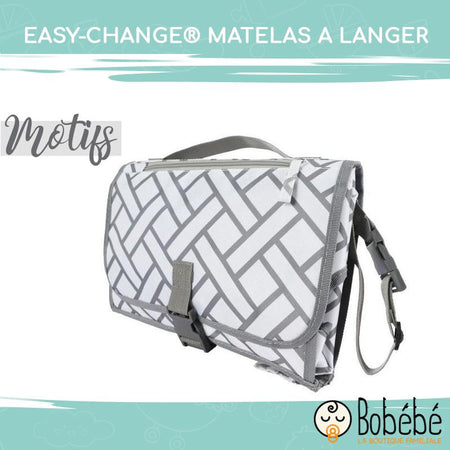 EASY-CHANGE® - Matelas transportable - Bobébé