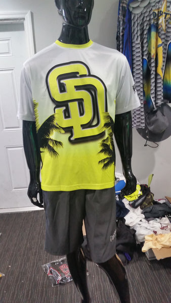 SD - Custom Full-Dye Jersey