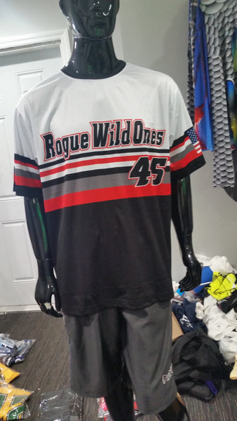 Rogue Wild Ones - Custom Full-Dye Jersey