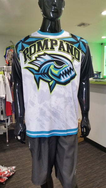 Piranhas - Custom Full-Dye Jersey