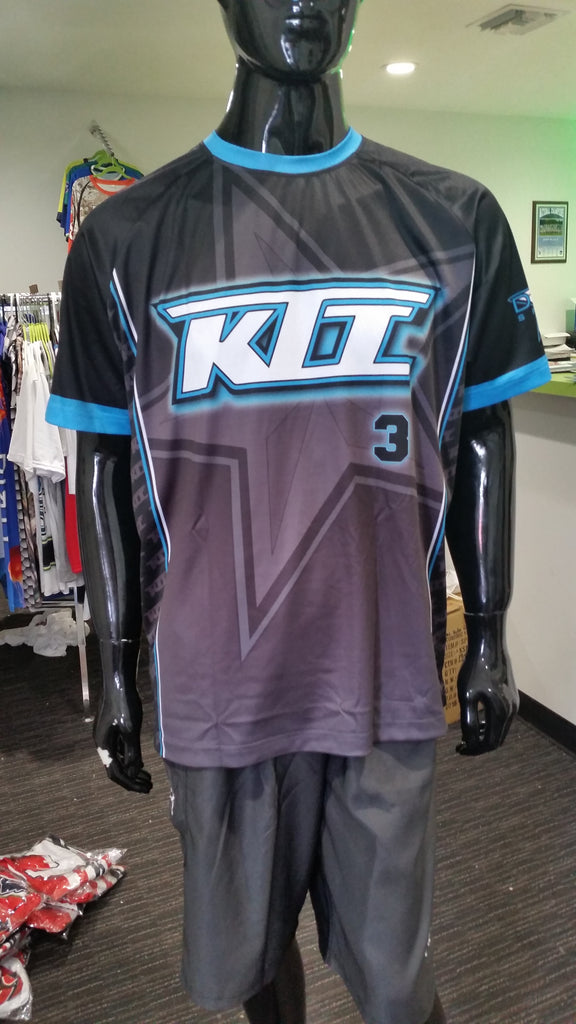 S and S Roofing, KTI - Custom Full-Dye Jersey