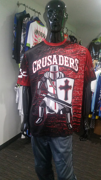 Crusaders - Custom Full-Dye Jersey