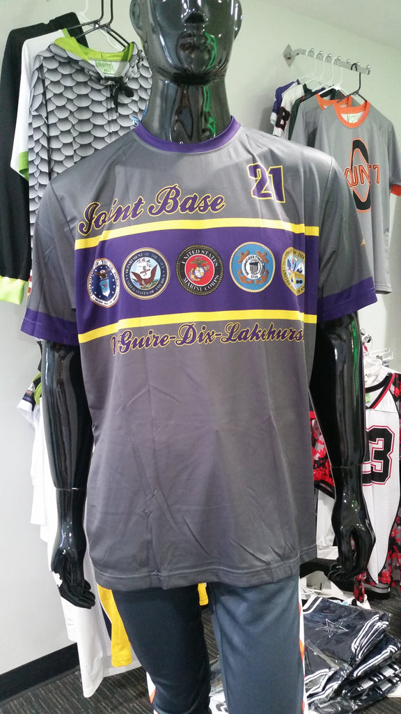 Joint Base - Custom Full-Dye Jersey
