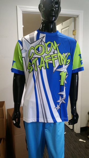 Cody Staffing - Custom Full-Dye Jersey