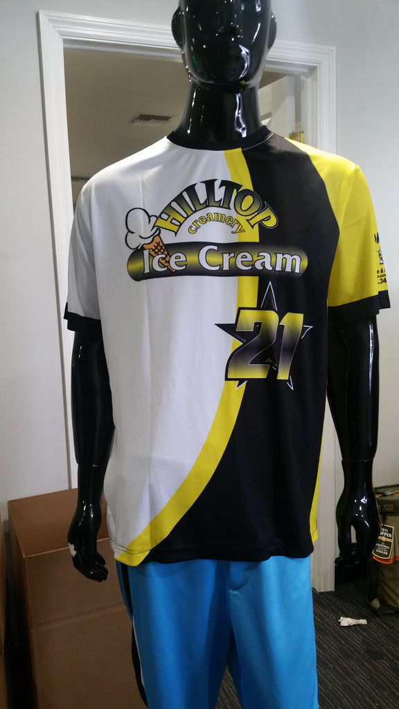 Hilltop Ice Cream - Custom Full-Dye Jersey