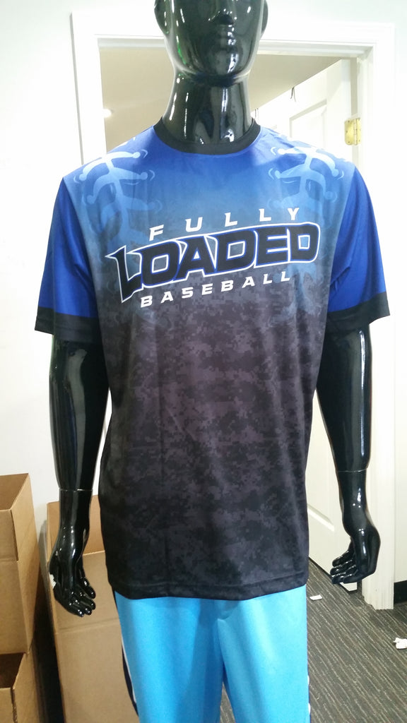 Fully Loaded - Custom Full-Dye Jersey