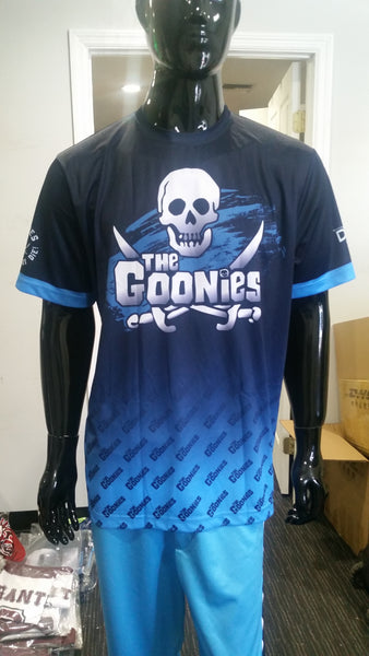 The Goonies - Custom Full-Dye Jersey