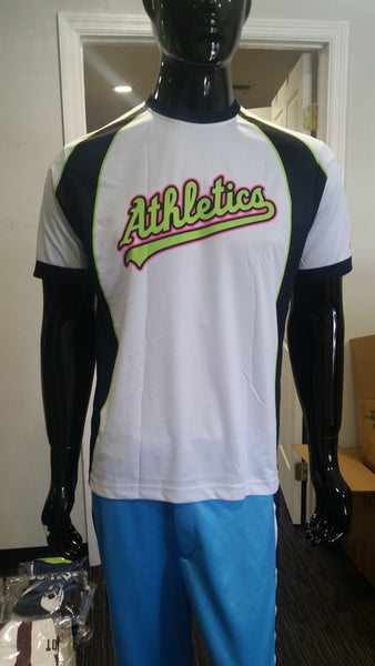 Athletics - Custom Full-Dye Jersey