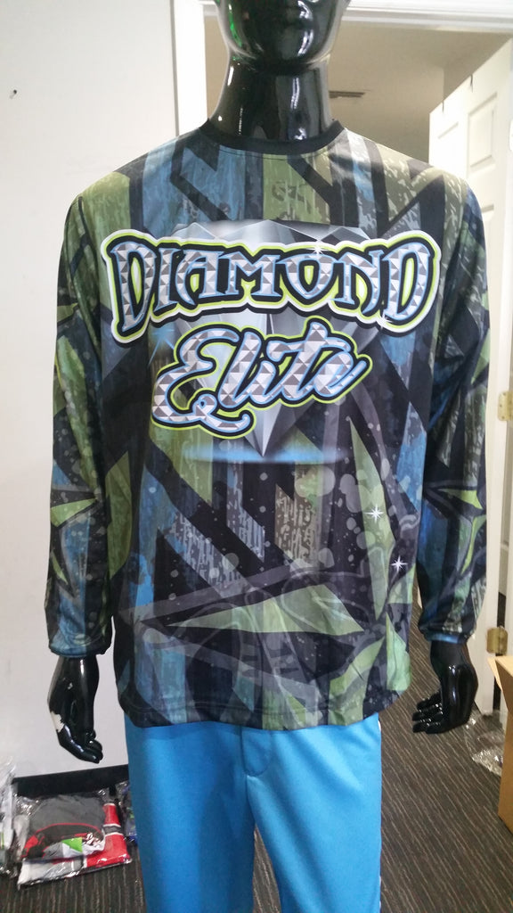 Diamond Elite - Custom Full-Dye Jersey