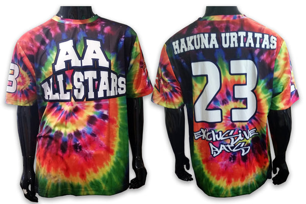 AA Allstars - Custom Full-Dye Jersey