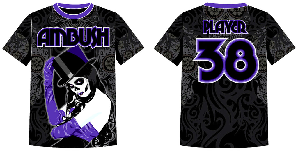 Ambush 2 - Custom Full-Dye Jersey