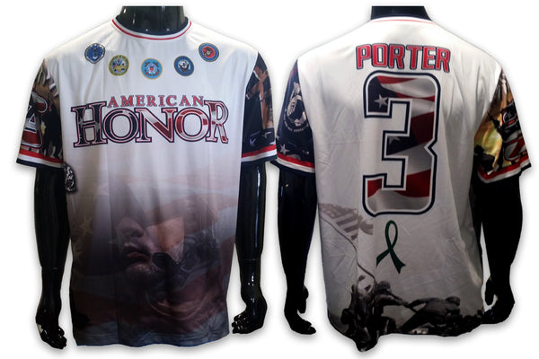 American Honor - Custom Full-Dye Jersey