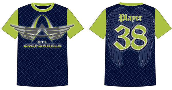 Archangels_1 - Custom Full-Dye Jersey