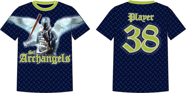 Archangels_2 - Custom Full-Dye Jersey