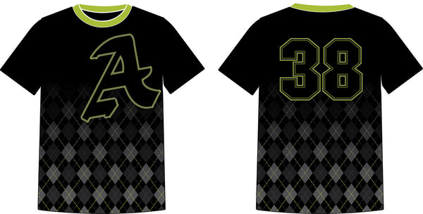 Argyle_1 - Custom Full-Dye Jersey