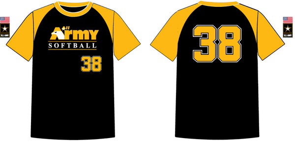 Army Softball - Custom Full-Dye Jersey