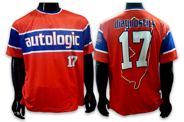 Autologic - Custom Full-Dye Jerseys