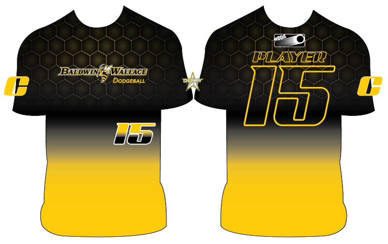 Baldwin Wallace - Custom Full-Dye Jersey