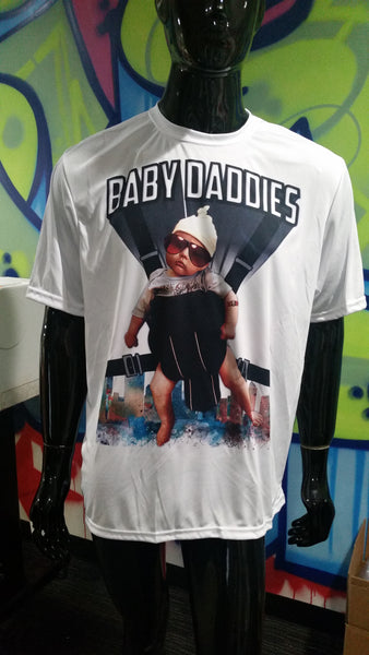 Baby Daddies - Partial Dye
