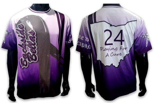 Backside Bellas - Custom Full-Dye Jersey