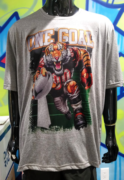 Bengals, One Goal - Partial Dye